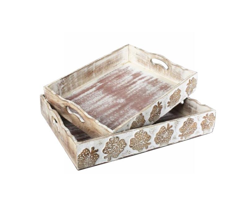 Blog profesional de moda y tendencias actuales para for Bandejas de madera