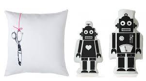 cojín robot
