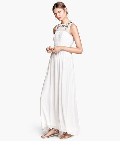 H&M vestido Griega