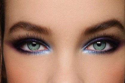 Ojos de Artista!! Maquíllate como ellas…