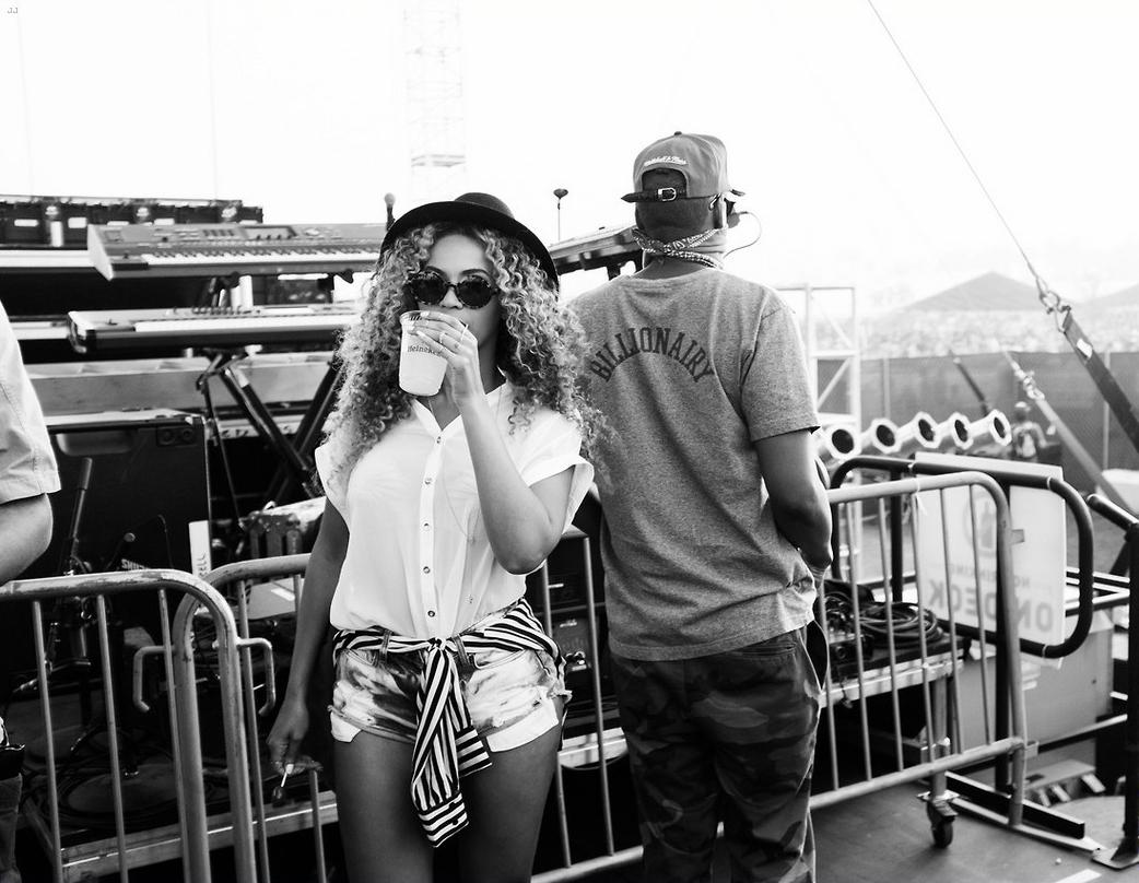 beyonce Coachella2014