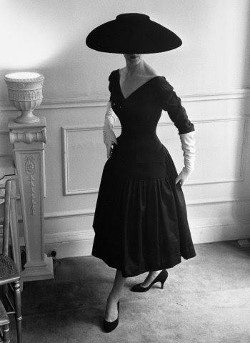 Vestido de Cóctel años 40