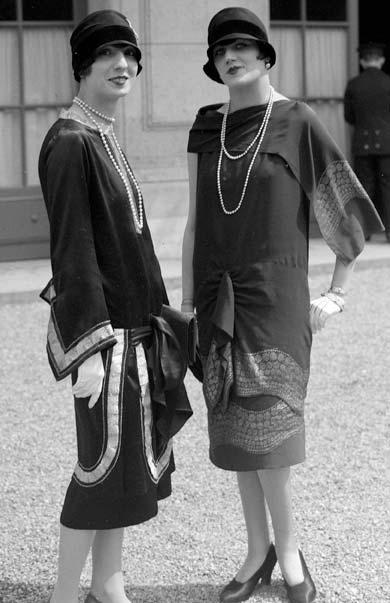 little-black-dress Chanel Años 20
