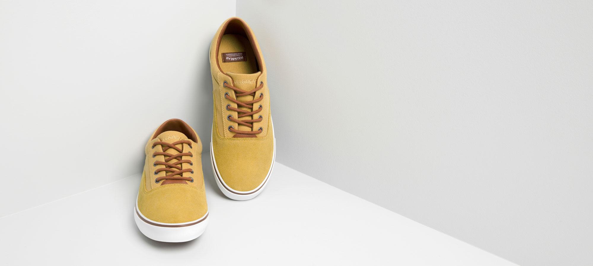 zapatillas estilo victoria de PULL & BEAR