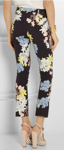erdem pantalones flores 2014