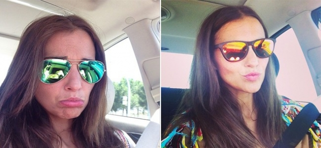 Paula Echevarria en instagram
