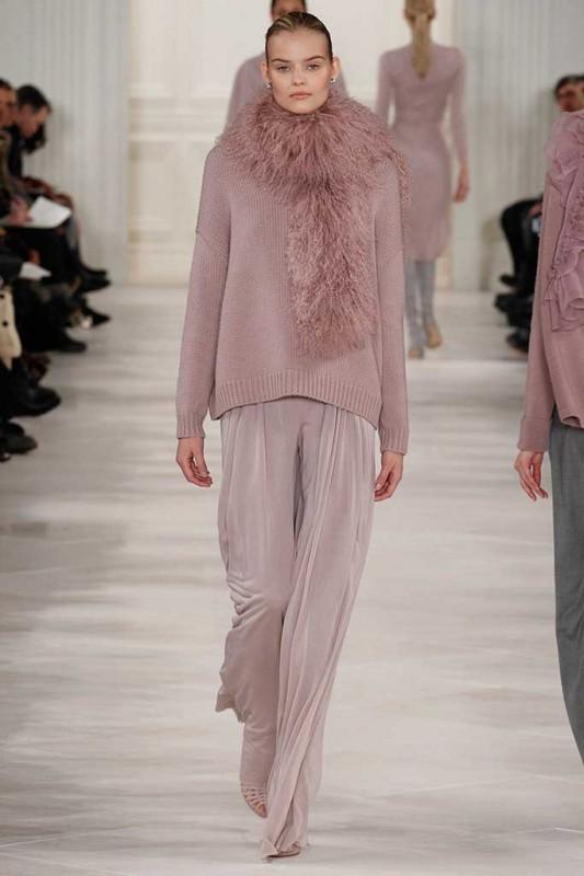 Blog profesional de moda y tendencias actuales para - Color rosa empolvado ...