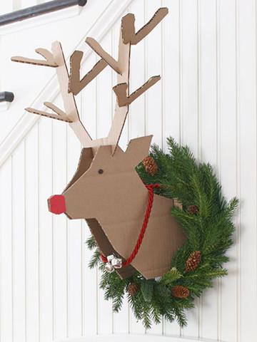¿Cómo hacer Decoración Navideña vintage?