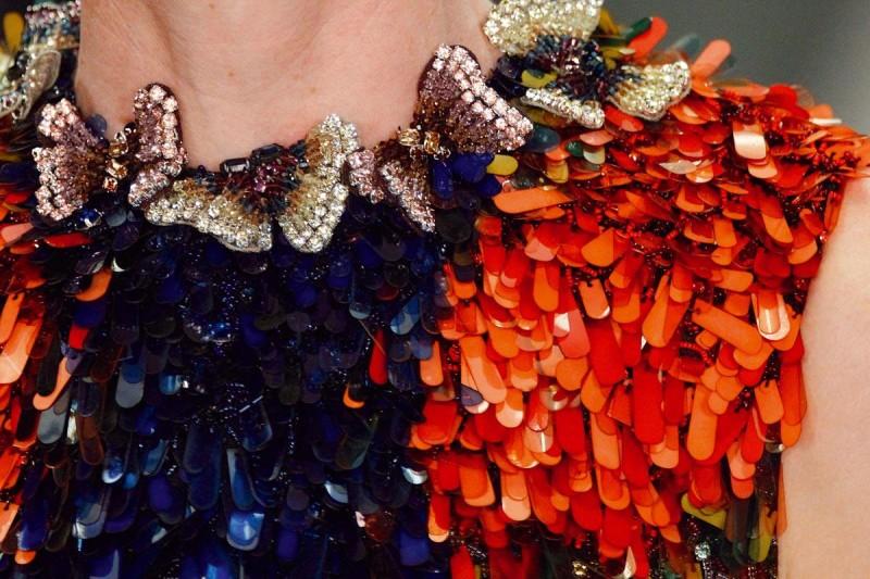 joyas mariposa de Givenchy