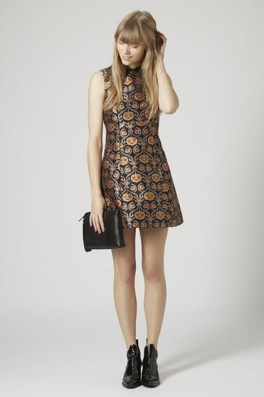 look fiesta 2014 vestido cuello bebe urban outfitters