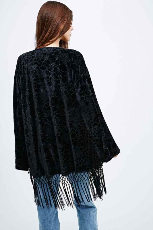 look fiesta 2014 urban outfitters kimono terciopelo