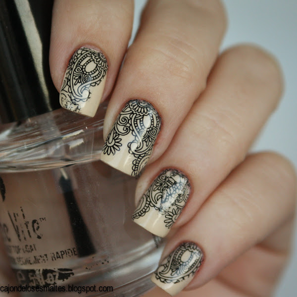 Zoya jacqueline - water decal