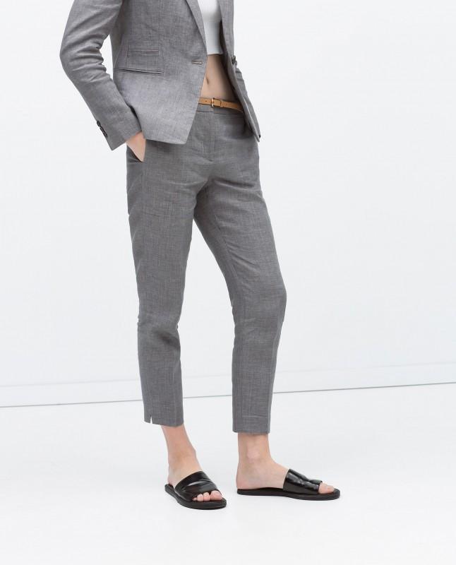 ZARA pantalon fifties