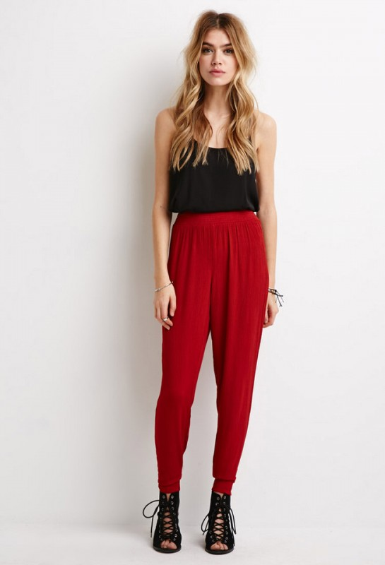 Joggers 13€ FOREVER21