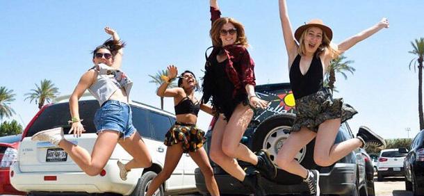 Coachella…¡Vístete de festival!