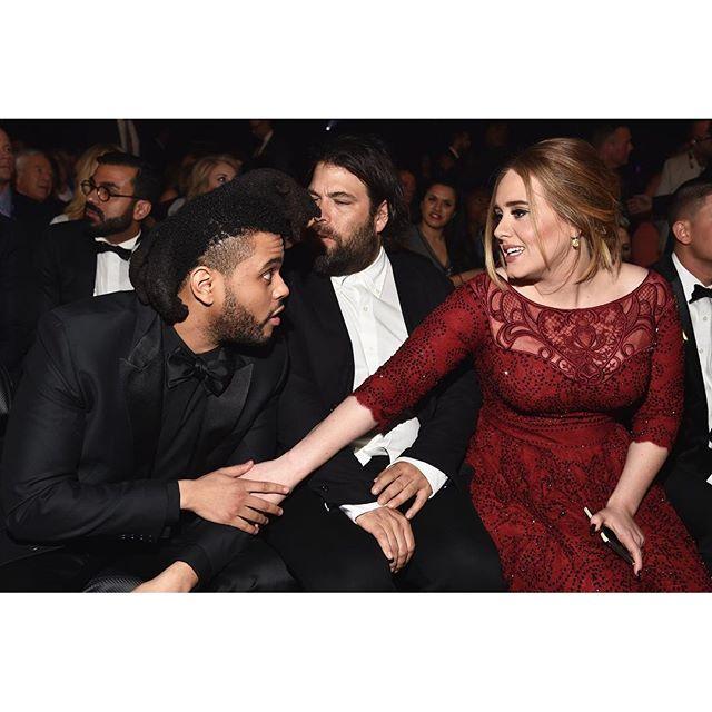 Adele Grammy 2016