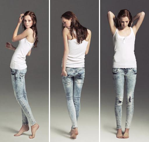 Zara TRF Jeans