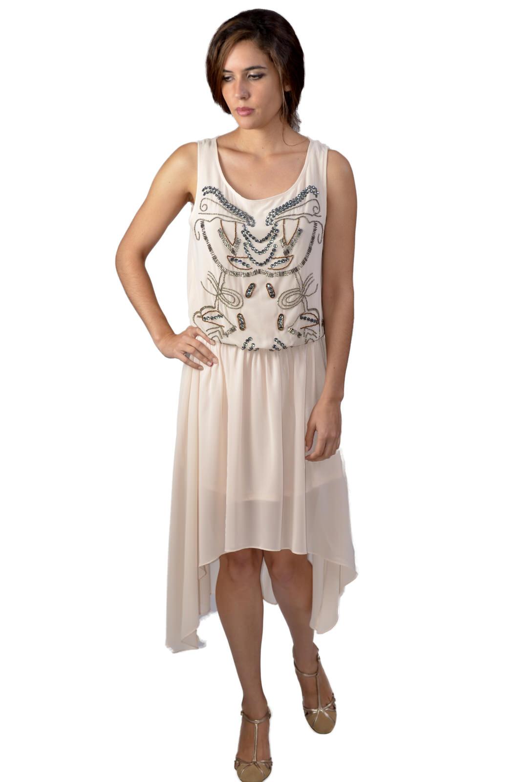 vestido vintage mod-up ayala